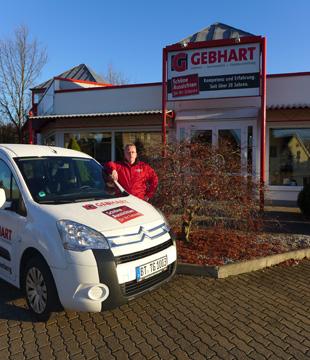 Full Service Gebhart Ihr Partner Aus Bayreuth
